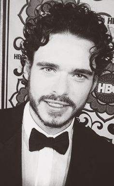 Richard Madden - he has the nicest eyes. I can't wait to see him as Prince Charming. He already charms me enough.