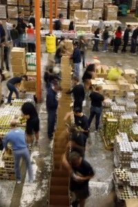 Truckloads of food for North Texas Food Bank canceled as a result of government shutdown...