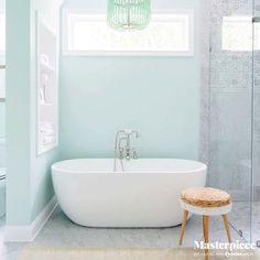 Clean, bright,bathroom