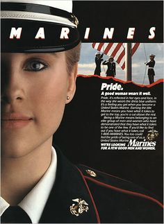 Female marines are beautiful Once A Marine, Marine Mom, Us Marine Corps, Female Marines, Female Soldier, Women Marines, Military Women, Military Life, The Few The Proud
