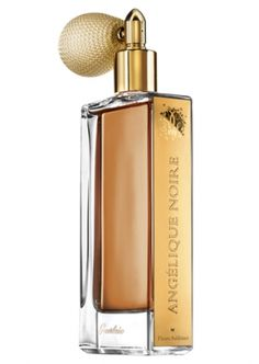Angélique Noire ...Smoky green vanilla, a lil medicinal thoughout.. I like Tigress & Rose d'Amour better.
