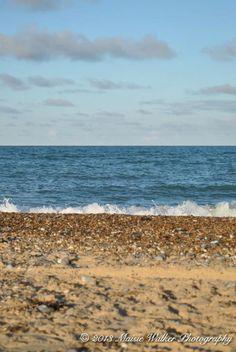 Caister-on-sea beach