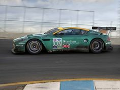 AstonMartin DBR9 on track 1 by dangeruss on DeviantArt Aston Martin Dbr9, Aston Martin Lagonda, Aston Martin Vantage, Bmw M4, F1 Racing, Indy Cars, Cool Cars, Race Cars, Super Cars