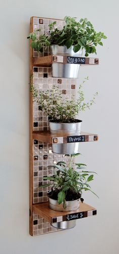 Our tiles are the perfect accessory to put a little life on your walls. A board supporting your plants. https://www.thesmarttiles.com/en_us/minimo-cantera/