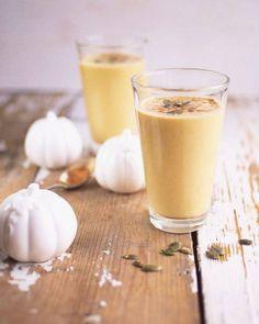 Pumpkin Spice Latte Smoothie | Słone Słodkim Przeplatane