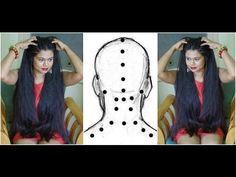 Ayurvedic Indian Pressure Point Head Massage For Extreme HairGrowth