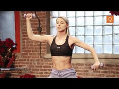Ariel's Body Burn Series Part 2: Arm Blast - YouTube