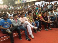 """Team of film """"Makad jaala a political trap""""[sound camera action criation] at mumbai mairathan with TV9,Shakha9,thank u Abid ji, santosh ji,dinesh gosavi ji,niraj bhai"""