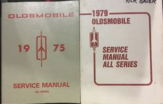 Two new additions to the Reference Desk: 1975 & 1979 Oldsmobile Chassis Service Manuals, thanks to a Half Price Books gift card contribution.  The 1975 editon was not copyrighted, so I can scan it and post the full book online when I have the time!  #Oldsmobile #AutomotiveHistory  http://www.carsandracingstuff.com/library/indices/index_reference.php