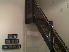 escalera hierro y madera by GMT