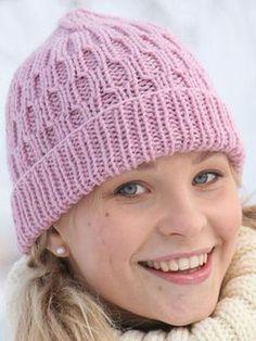 Nordic Yarns and Design since 1928 Knitting Patterns Free, Knit Patterns, Free Knitting, Knit Crochet, Crochet Hats, Kids Hats, Crochet Accessories, Hats For Women, Handicraft
