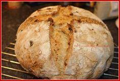 Hozzávalók 40 dkg kenyérliszt 3 dl víz 1 dkg élesztő 60 dkg liszt 2 dkg só 2 dkg élesztő 3 dl víz magkeverék Elkészítés: A ...
