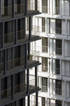 VINCENT PARREIRA - AAVP ARCHITECTURE, Luc Boegly · BAT - 170 housing units and shops