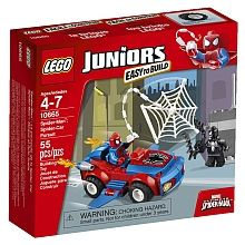 """Both boys would like this.  LEGO Juniors - Spider-Man: Spider-Car Pursuit (10665) - Lego - Toys""""R""""Us"""