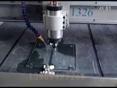 CNC Router Digitally Controled to Work on Glass http://www.roc-tech.com/product/product51.html http://www.cnc-engraving-machine.org CNC Router 3 axis cnc engraving machine