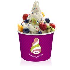 Menchie's frozen yogurt - the best!