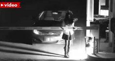 Jovem Chinesa Finge Ser Um Fantasma Para Evitar Pagar Estacionamento