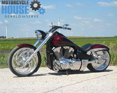 Photo of the day is this custom #HondaSabre! Show us yours! #POTD - uploaded by #MotorcycleHouse