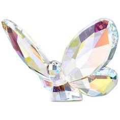 Swarovski Butterfly Aurora Borealis (Retired) - $144