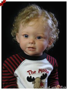 CUSTOM Order for Reborn BONNIE Toddler di BushelandaPeckReborn