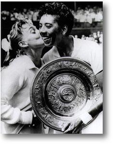 Althea Gibson, Women's Wimbledon Winner by Black History Album, via Flickr