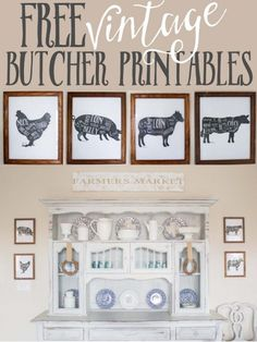 Free Printable Kitchen Signs Is your kitchen drab and need a little pick-me-up, a simple conversation piece? These Free Printable Kitchen Signs are the key to spice up your kitchen. Kitchen Signs, Kitchen Art, Country Kitchen, Farm Kitchen Decor, Kitchen Ideas, Rooster Kitchen, Art For The Kitchen, Vintage Kitchen, Life Kitchen