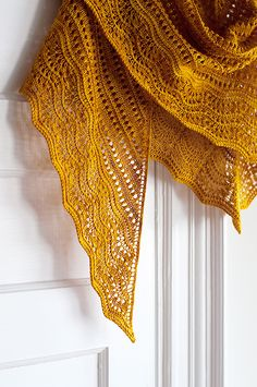 Ravelry: Florin Triangle by Leila Raabe