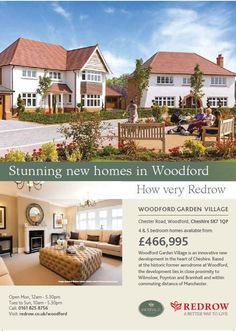 Redrow Homes - Woodford Garden Village