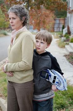 'The Walking Dead's' Melissa McBride on the Evolution of Carol, Her Friendship With Sam, and Support of the Ricktatorship
