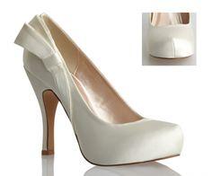 Proper by Allure Bridals HOTPINK Wedding Shoes