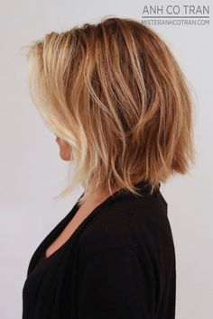 LA: A BEAUTIFUL BOB AT RAMIREZ|TRAN SALON #bob #hair #color #style #love #auoralove