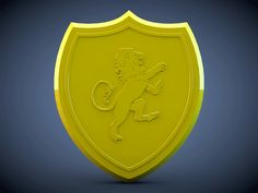 Lion_retusjert