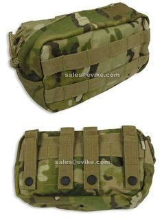 Crye Precision Licensed Condor Molle Modular Utility / Accessory Pouch - Multicam, Tac. Gear/Apparel, *Pouches, Multicam Pouches - Evike.com Airsoft Superstore