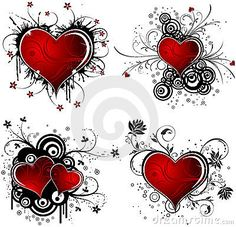 Find Valentines Day Grunge Background Hearts Flower stock images in HD and millions of other royalty-free stock photos, illustrations and vectors in the Shutterstock collection. Valentines Day Drawing, Valentines Day Background, Heart Doodle, Doodle Art, Muster Tattoos, Heart Tattoo Designs, Heart Images, Heart Wallpaper, Heart Art