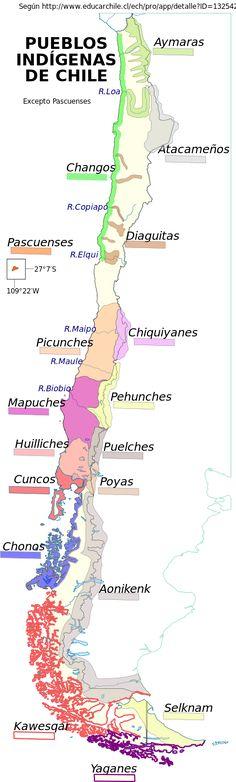 Pueblos Indígenas de Chile                                                                                                                                                                                 Más