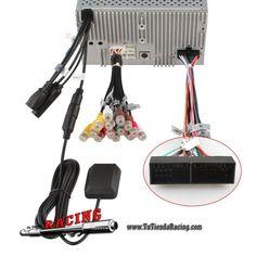 Consola Ordenador de a Bordo GPS 2G RAM 1024*600 WiFi Quad Core Para Kia K2 2011-2012 -- 286,82€