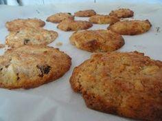 Paleo életmód: Almás keksz