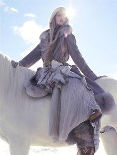 #beauty #fashion #horses