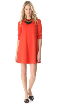 Club Monaco Polly Knit Dress  $199