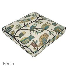 perch owl bed from Jax and Bones