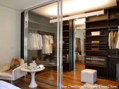 Closet Com ou Sem Porta? Modelos Lindos, Pequenos e Famosos!