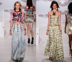 2014 Summer Womens Runway Collection - Fashion Rio - Rio de Janeiro Brazil Southern Hermisphere 2014 Verao Mulheres Desfile