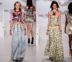 Oh, Boy! 2014 Summer Womens Runway Collection - Fashion Rio - Rio de Janeiro Brazil Southern Hermisphere 2014 Verao Mulheres Desfile: Designer Denim Jeans Fashion: Season Collections, Runways, Lookbooks and Linesheets