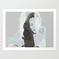 Slow Dancing Art Print by Ida Oppen Photography - $17.68