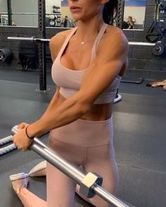 💪🏼💥💥LANDMINE WORKOUT💥💥💪🏼 each side (advanced move) perform it body weight only for modification 12 each side each side… Bar Workout, Gym Workouts, Workout Ideas, Gym Workout Plan For Women, Alexia Clark, Printable Workouts, Week Diet, Body Weight, Weight Loss