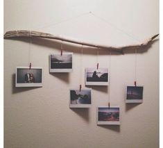 Manualidades con una rama
