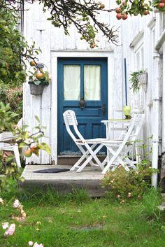 Lovely door in Norway