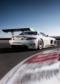 You will ❤ MACHINE Shop Café... ❤ Best of Racing @ MACHINE ❤ (Mercedes-Benz SLS AMG GT3)