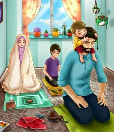 Online Shop Muslim Islam Family Diamond Embroidery Sale Picture of Rhinestones Wall Decor Diamond Mosaic Needlework Religion Cartoon Cute Muslim Couples, Muslim Girls, Cute Couples, Love Cartoon Couple, Cute Couple Art, Photo Islam, Hijab Drawing, Islam Marriage, Religion
