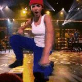 See Jenna Dewan Tatum's Magic Mike Moves Side by Side With Channing's